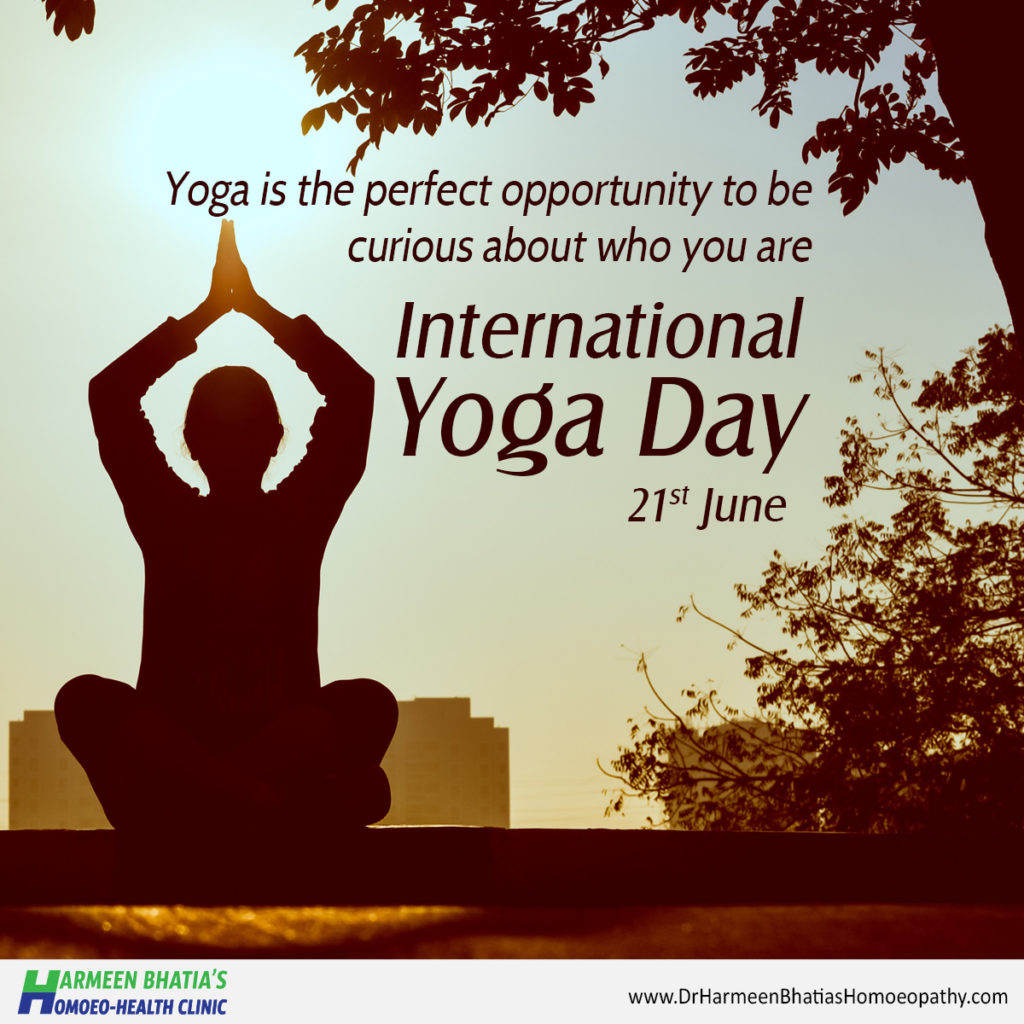 Yoga Is The Journey Of The Self Through The Self To The Self Wishing You All A Happy International Yoga Day Dr Harmeen Bhatia